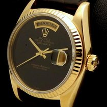 Rolex Oyster Perpetual Day Date Ref.18038, Onix Black Dial