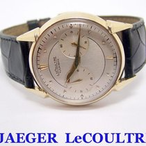 Jaeger-LeCoultre Solid 14k yellow Gold FUTUREMATIC Watch