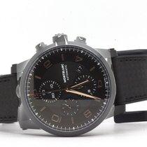 Montblanc TimeWalker Extreme Chronograph DLC   T