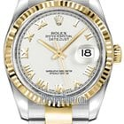 Rolex Datejust 36mm Stainless Steel and Yellow Gold