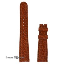 Roger Dubuis New Hommage H34 17/14 Short Light Brown Crocodile...