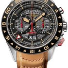 Graham SILVERSTONE RS GMT - 100 % NEW - FREE SHIPPING