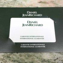 JeanRichard vintage warranty card newoldstock