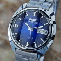 Seiko 5 Actus Stainless Steel 1970s Mens Automatic Made In...