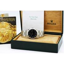 Rolex Air-King - Ref. 14010 M - Rolex Box & Papiere - Aus...