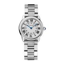 Cartier Ronde Quartz Ladies Watch Ref W6701004