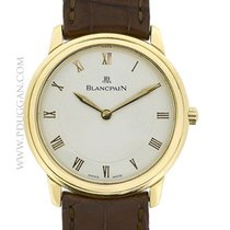 Blancpain 18k yellow gold Villeret Ultra Slim
