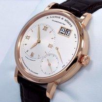 A. Lange & Söhne Grand Lange 1 117.032 18k Rose Gold 41mm...