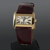 Cartier Tank Divan Quartz