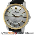 Maurice Lacroix New Men's  Pontos Steel 18K Gold Automatic