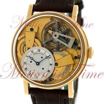 Breguet La Tradition Fusee Tourbillon, Skeleton Dial - Yellow...