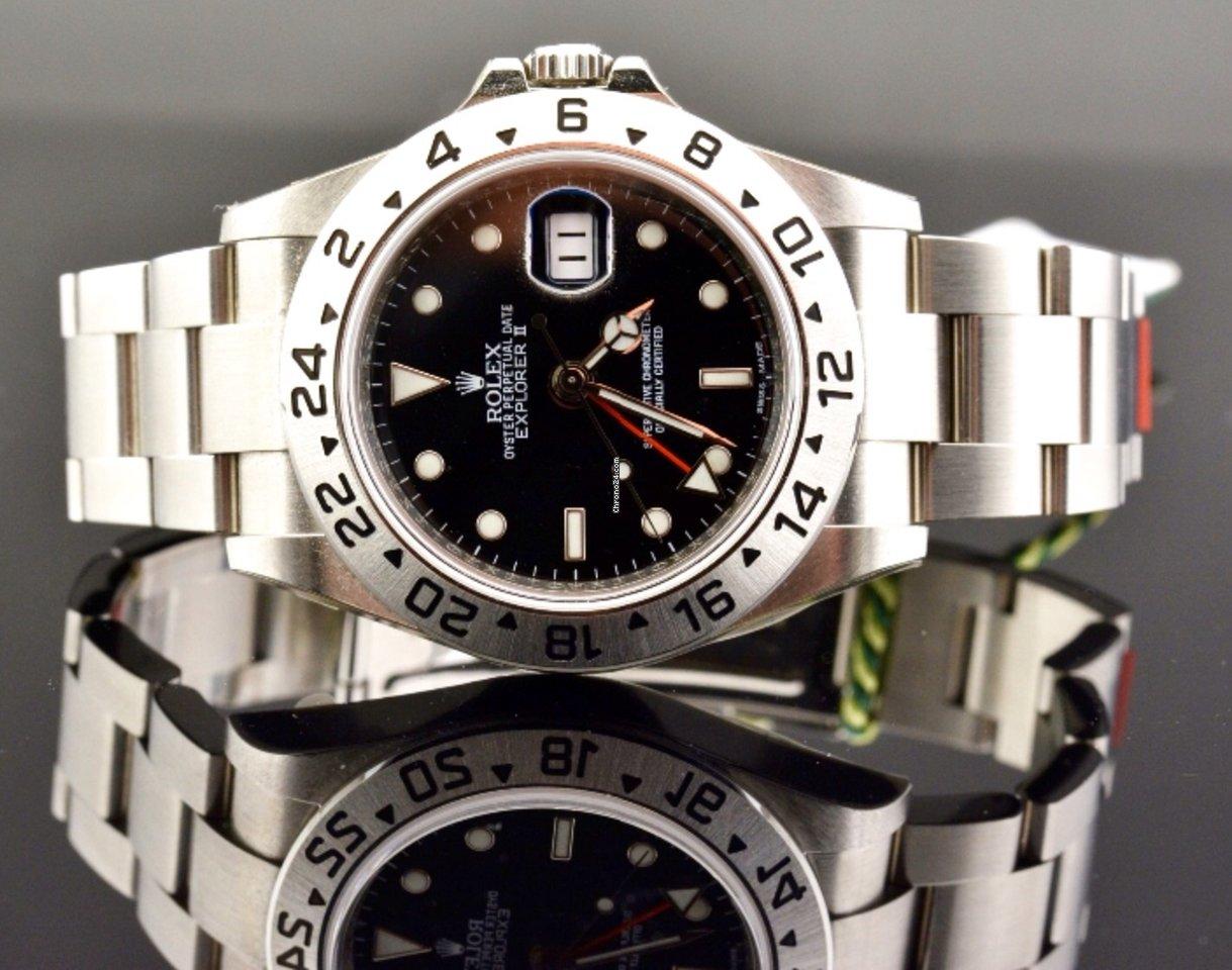 Reloj Rolex Explorer Ii Precio