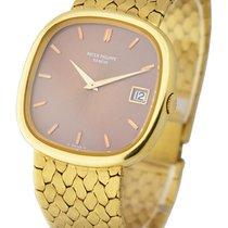 Patek Philippe 3604J Vintage Ellipse 3604J in Yellow Gold - on...