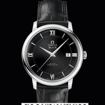 Omega De Ville Prestige Co-Axial Black Dial 39,5 MM  T