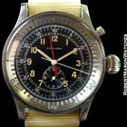 Longines Aviator Flyback Military