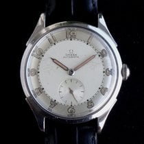 Omega Rare Automatic Steel (year 1944) Original - Perfect