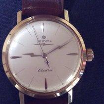 Darwil 60's Vintage Electric Lightning Hands Landeron 4750