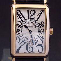 Franck Muller Long Island 18K rose gold full set 1150 SC DT LI