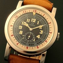 Omega MUSEUM COLLECTION PILOT WATCH 1938 CHRONOMETER LIMITED...