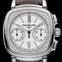 Patek Philippe 7071G-001 Complications Chronograph Silver...