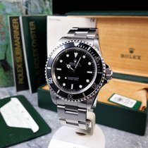 롤렉스 (Rolex) Submariner 14060M / 2001 / Box & Papers / LC100