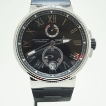 Ulysse Nardin Maxi Marine Chronometer 45mm 1183-122-3/42