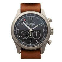 Bremont CodeBreaker Limited Edition Stainless Steel Gents
