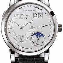 A. Lange & Söhne 109.025 Lange 1 Moonphase 38.5mm Platinum...