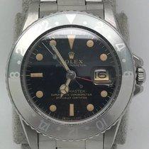 Rolex 1675 Vintage GMT Master TROPICAL Gilt Dial RARE
