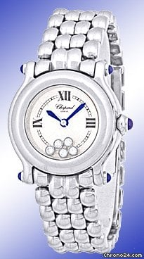 Chopard Happy Sport Floating Diamonds