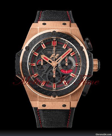 Hublot BIG BANG KING POWER F1 ROSE GOLD FORMULA ONE LIMITED 250 PCS