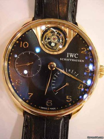IWC PORTUGUESE TOURBILLON MYSTERE 504210