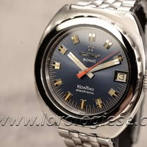Eterna -sonic Kontiki Electronic Early Original Vintage Diver...
