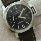 Panerai Luminor Marina Automatic 40mm Watch Pam48 Box&Papers