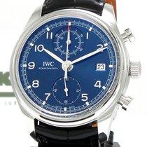 IWC Portugieser Chronograph Classic Laureus ungetragen
