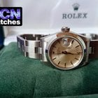 Rolex Oyster Perpetual Date Lady as NEW