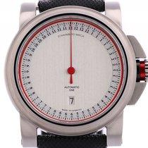 Schaumburg Watch GT-ONE Automatik Einzeiger 46mm
