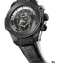 Hublot Big Bang Unico Chrono Retrograde Juventus