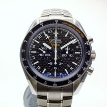 Omega HB-SIA GMT Chronograph Co-Axial Numered Edition