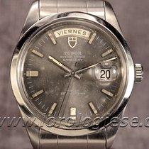 "Tudor Date-day ""jumbo"" Ref. 7017 Tropical Dial +..."