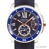 Cartier カルティエ (Cartier) Cartier De Diver Automatic Men's...