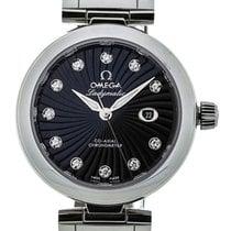 Omega De Ville Ladymatic Black Diamonds