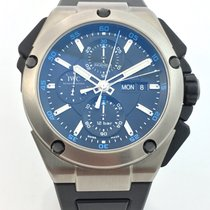 IWC TITAN INGENIEUR Doppel Chronograph 45 mm  Split Second