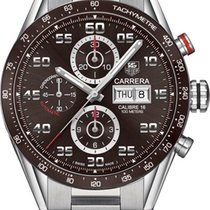 TAG Heuer CARRERA Calibre 16 Day-Date Automatik-Chronograph...