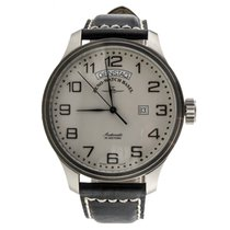 Zeno-Watch Basel OS Retro Big Day 8554DD-12-E2 Swiss Made 47mm...