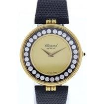 Chopard Ladies Chopard Happy Diamonds 18K YG H/2466