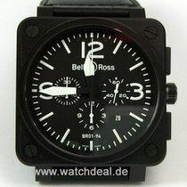 Bell & Ross BR 01-94 Chronographe Carbon NEU mit Box...