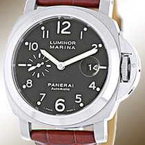 "Panerai Gent's Stainless Steel  ""Luminor Marina PAM..."
