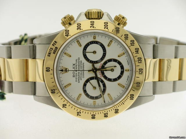 Rolex DAYTONA WHITE DIAL