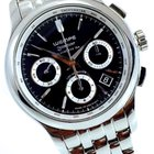 Wempe Glashütte ZEITMEISTER Chronometer Chronograph Stahlband